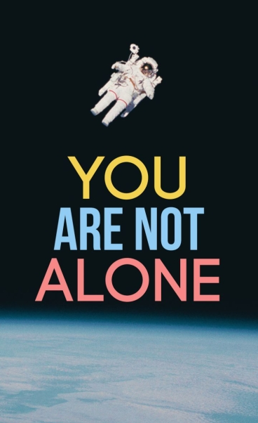 motivational-quote-you-are-not-alone-1476